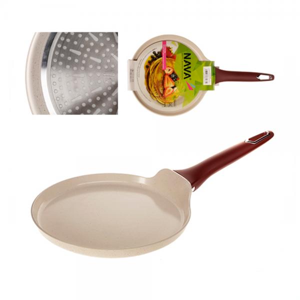 "Tigaie ceramica clatite 25 cm ""Eco Friendly"""