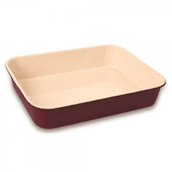 Tava cuptor invelis ceramic M