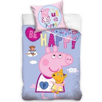 Lenjerie de copii PEPPA PIG