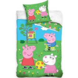 Lenjerie de copii PEPPA PIG 017