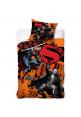 Lenjerie de copii Batman/Superman