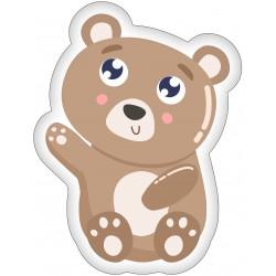 Perna decorativa copii Ursulet