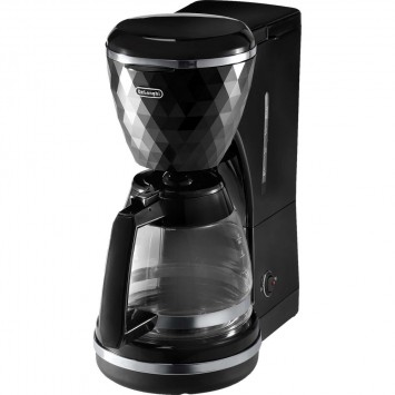 Filtru de cafea DeLonghi Brillante ICMJ210.BK