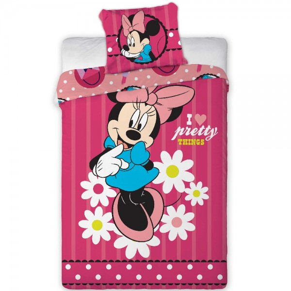 Lenjerie de copii Disney MINNIE MOUSE FLOWER