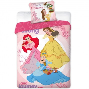 Lenjerie de copii Disney PRINCESS 038