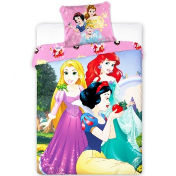 Lenjerie de copii Disney PRINCESS FRIENDS