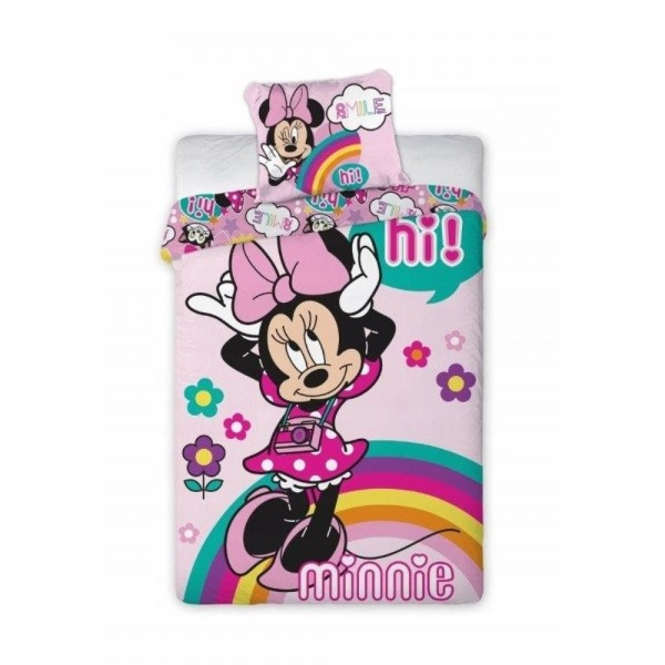 Lenjerie de copii Disney MINNIE MOUSE 086