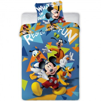Lenjerie de copii Disney MICKEY MOUSE 075