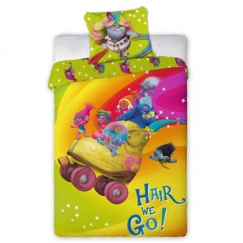 Lenjerie de copii HAPPY TROLLS