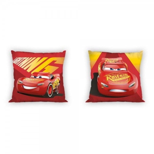 Fata de perna Disney Cars Red, 40x40 cm