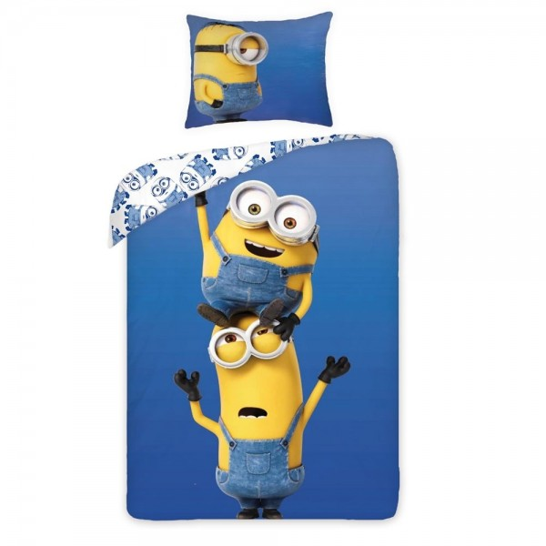 Lenjerie de copii Disney HAPPY MINION