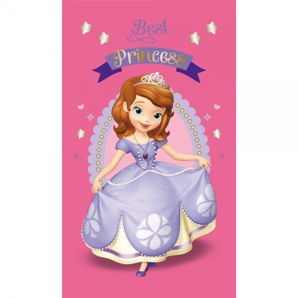 Prosop Bumbac 100% Disney Sofia