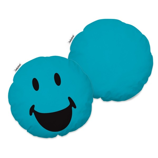 Perna 3D Disney Smiley Blue