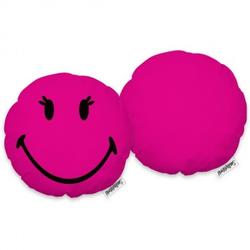 Perna 3D Disney Smiley Pink
