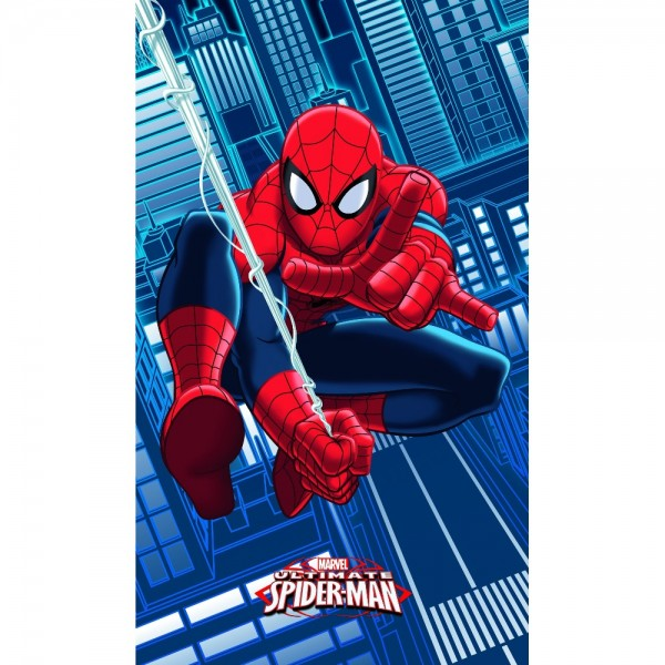 Prosop Bumbac 100% Disney Spiderman
