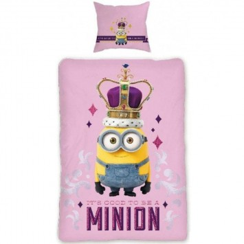 Lenjerie de copii Disney MINION