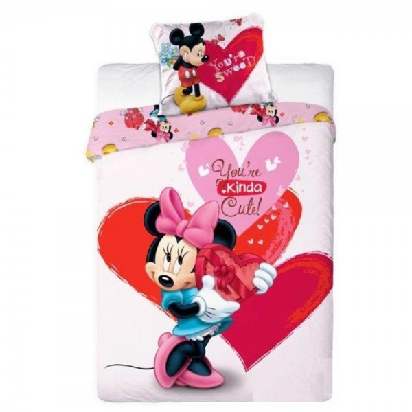 Lenjerie de copii Disney MINNIE LOVE