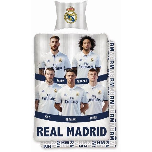 Lenjerie de copii REAL MADRID
