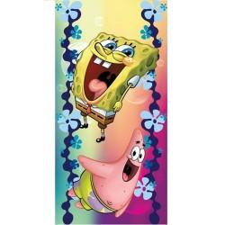 Prosop velur Spongebob