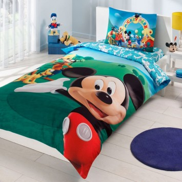Lenjerie de copii Disney TAC, MICKEY MOUSE CLUB