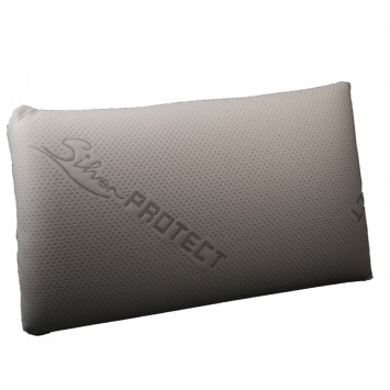 Perna anatomica ViscoFeel, 42x72x13cm - SILVER PROTECT, Billerbeck