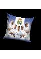 Fata de perna Real Madrid, 40x40 cm