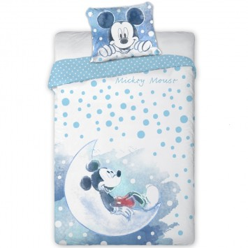 Lenjerie patut baby - Mickey Mouse 067