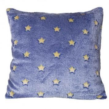 Fata de perna NEON 40x40 BLUE STARS